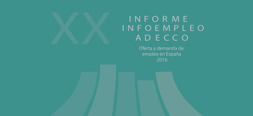 La oferta de empleo aumenta en España un 10,6% en el último año