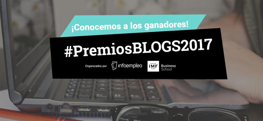 6 blogs ganadores en la I edición de los #PremiosBlogs2017